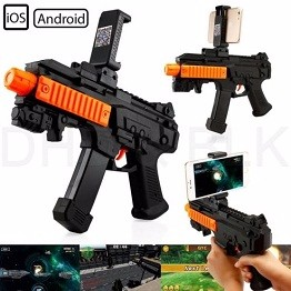 AR GUN Augmented Reality Console Game Co