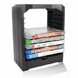 Gaming Storage Tower for PS4 and Xbox On